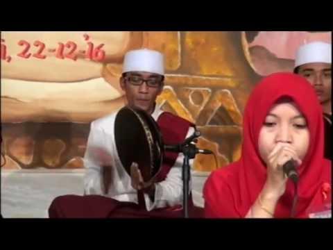 Zalzalah Festival Albanjari Di PP Nurul Huda Desember 2016