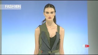 THE BREED Fall 2020 New Talent Search SAFW - Fashion Channel