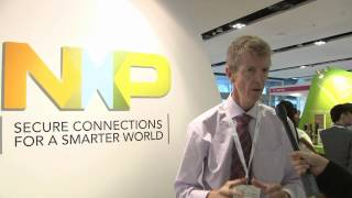 Interview with NXP Semiconductors at IoT Asia 2015