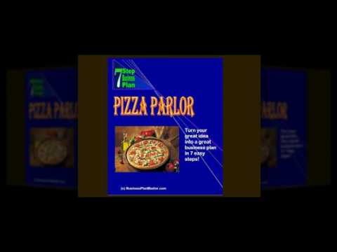 Business Plan for Pizza Parlor