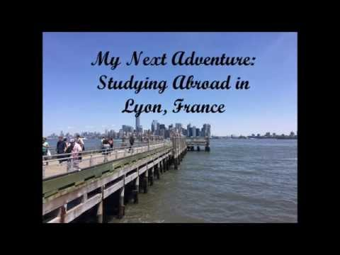 Studying Abroad in Lyon, France