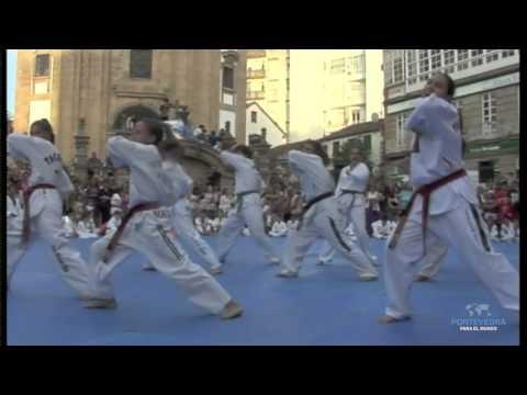 Mace-Sport Gimnasio Exhibición Grupo grupo N