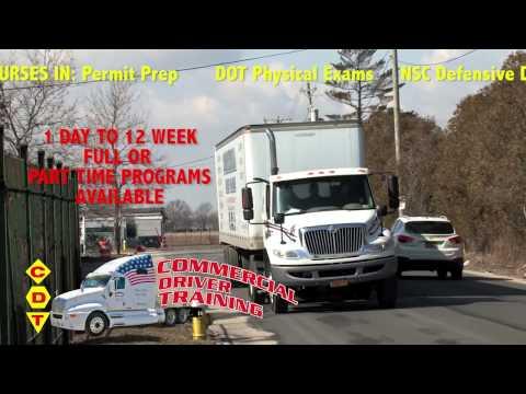 Commercial Driver Training - 600 Patton Avenue, West Babylon, NY, 11704