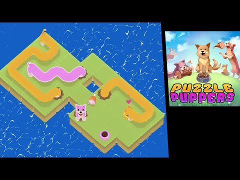 Puzzle Puppers ... (PC, indie) Gameplay |
