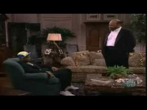 Download The Fresh Prince of Bel Air classic scene