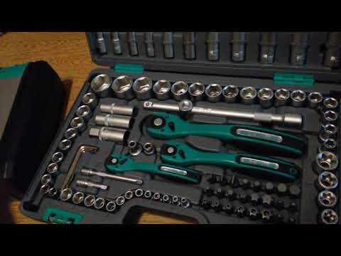 Набор инструментов Стелс и Сервис ключ.