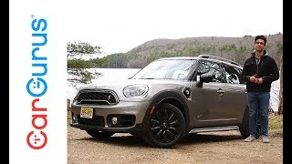 2018 MINI Countryman Plug-in Hybrid | CarGurus Test Drive Review