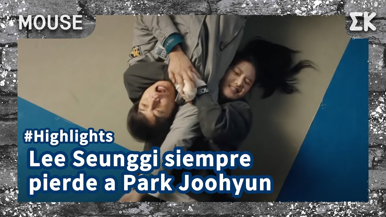 [Highlights] Lee Seunggi siempre pierde a Park Joohyun | #EntretenimientoKoreano |  MOUSE