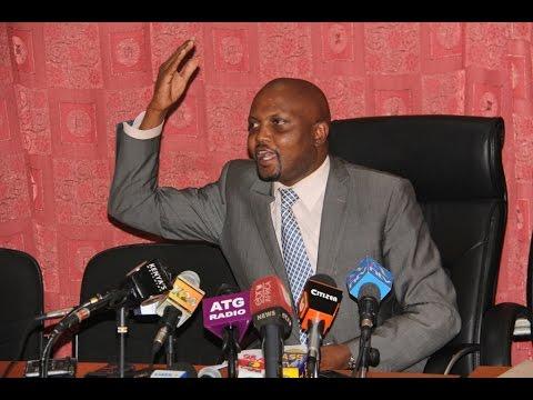 Kuria tells Odinga, Nyong'o, Karua to bring it on over ICC