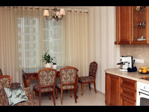 Готовые кухни клиентов. Кухня Леда со столовой группой