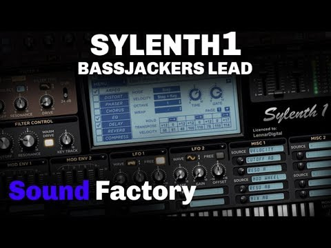 Sylenth1: Bassjackers vs Breathe Carolina & Apek - The Fever