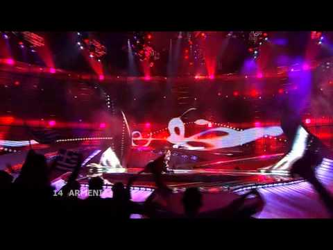 Eurovision 2008 1st