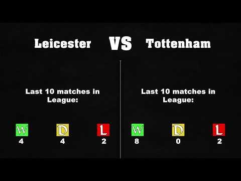 leicester-city-vs-tottenham-hotspur- -premier-league---round-16- -matchdaycheck