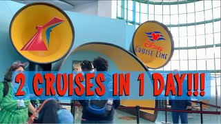 Driving from Port Everglades to Port Canaveral for Disney Cruise