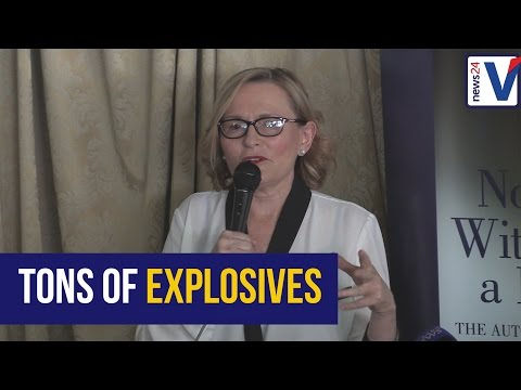 Tons of ANC explosives were found in my brothers rental house Helen Zille