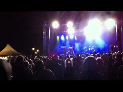 Ohne dich Live @ Stadtfest Pößneck 080912