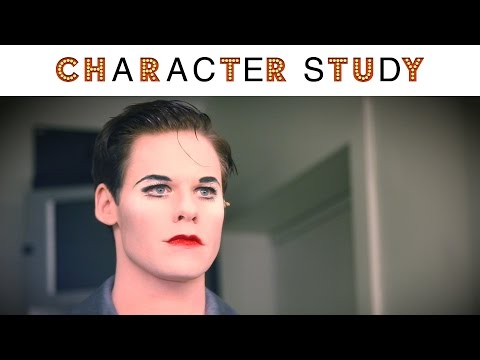 Character Study: Randy Harrison Transforms Into the Emcee Backstage at the CABARET Tour