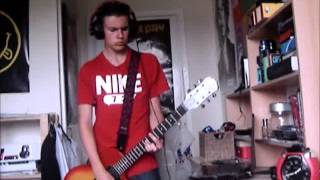 Green day lady cobra guitar cover