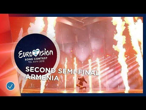 Srbuk - Walking Out - Armenia - LIVE - Second Semi-Final - Eurovision 2019
