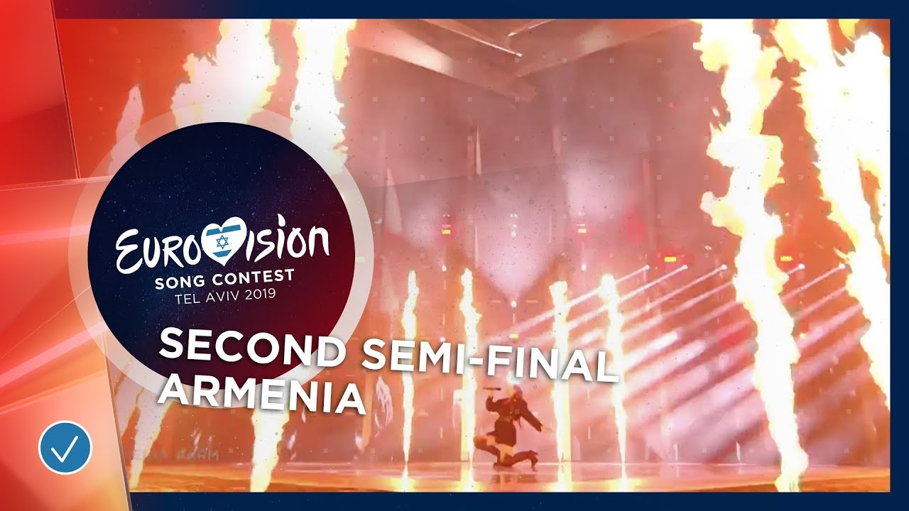 Download Srbuk - Walking Out - Armenia - LIVE - Second Semi-Final - Eurovision 2019