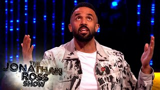 KSI Amazed by Craig David's Heroic Rescue Story   The Jonathan Ross Show