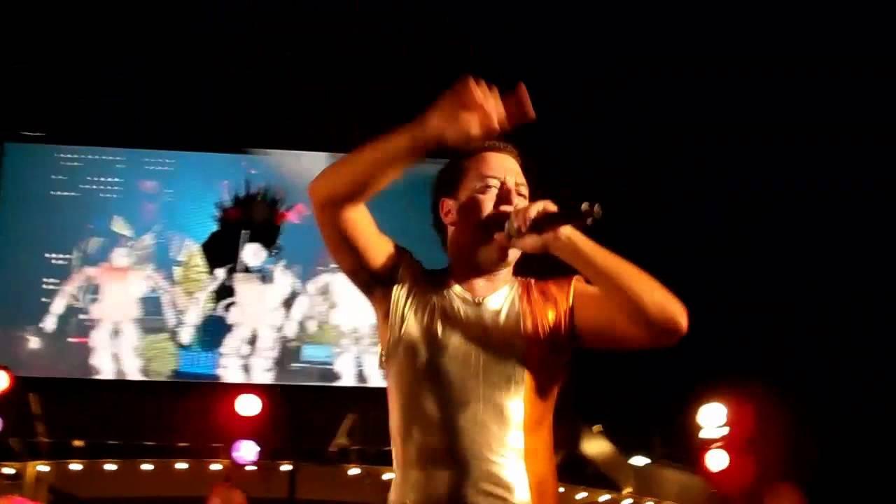 2 Skinnee Js Riot NRRRD 1st Lido Deck Show