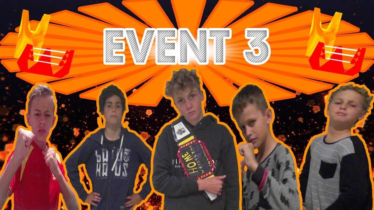 full show home wrestling event 3 backyard wrestling youtube