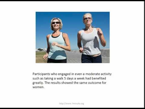 Reduce Risk of Stroke with Exercise
