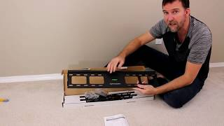 Our Primecables TV Wall Mount Unboxing and Installation Review