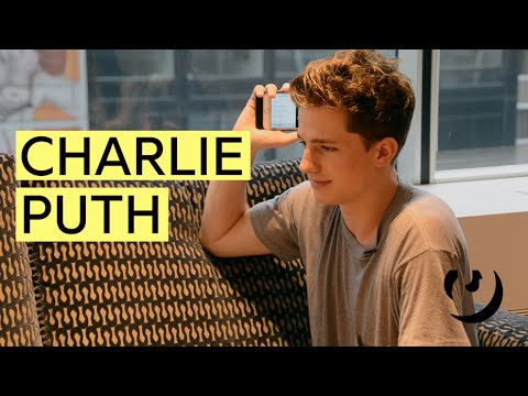 Charlie Puth's original voice memo for