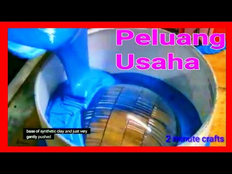 diy membuat lampu motor dari resin fiberglass part 1 • 2-minute crafts