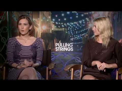 Laura Ramsey, Aurora Papile on Jaime 'Papa' Camil and Pulling Strings (Amor a Primera Visa)
