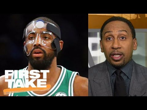 Stephen A. Smith: 'Kyrie Irving is a bad somebody' | First Take | ESPN