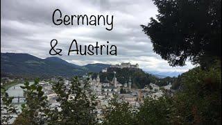 Germany & Austria GoPro travel 2018: Nuremberg, Munich & Salzburg