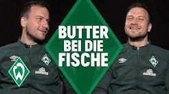 Philipp Bargfrede - Butter bei die Fische   SV Werder Bremen