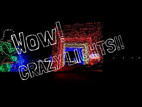 Texas Motor Speedway | The Gift Of Lights 2017