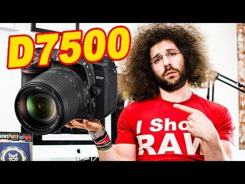 Nikon D7500 Preview: Aka Nikon D500 Lite