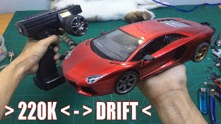 Upgrade Toys Car Drift RC car