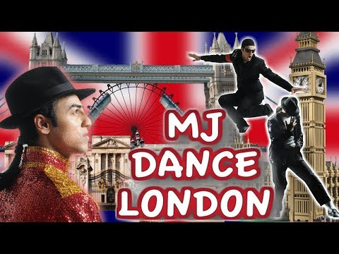 AMAZING MICHAEL JACKSON TRIBUTE #MJLOVE - Love Never Felt So Good (SULEMAN MIRZA)
