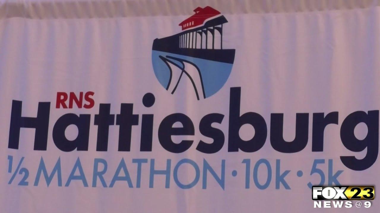 Officials make final preparations for Hattiesburg Half Marathon