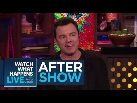 After Show: Seth MacFarlane On Roasting Donald Trump | WWHL