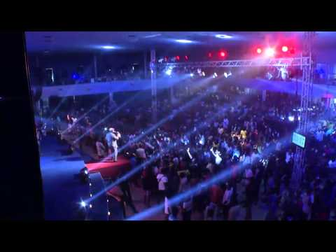 Buchi's Ministration During 73 Hours Of Marathon Messiah's Praise
