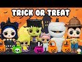 LOL Surprise Dolls Trick Or Treat Big Sisters Take Little Sisters + Brothers Halloween Costumes