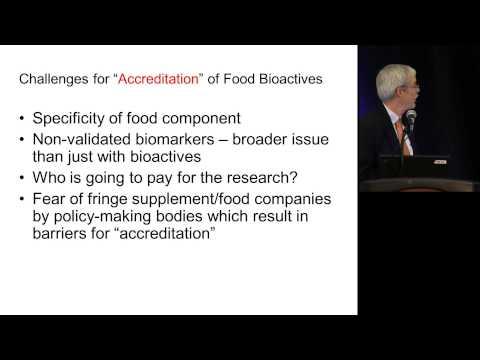 ILSI NA -- Experimental Biology 2013 (Speaker: John Erdman)