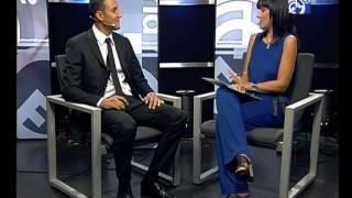 Entrevista de Keylor Navas en Realmadrid TV