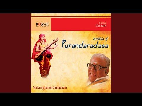 Venkatachala Nilayam Raga - Sindubhairavi Tala - Adi