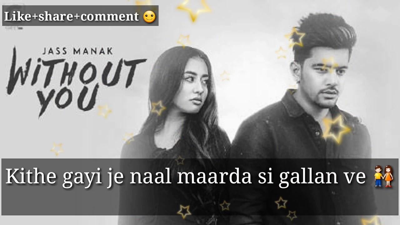 Jass Manak New Song Status-2018 Whatsapp status Video ...