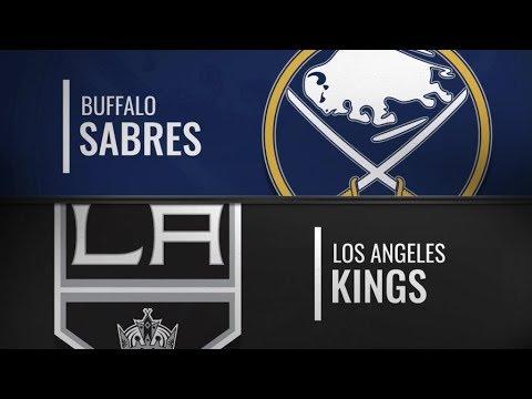 Sabres vs Kings   Oct 20,  2018