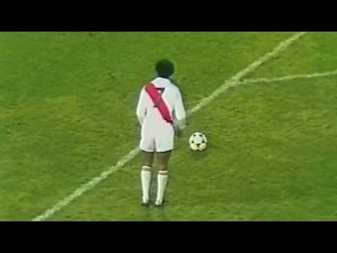 CUBILLAS - against scotland 1978 (3-1)