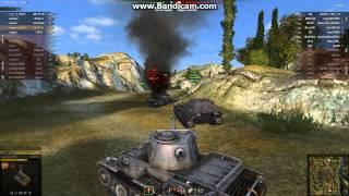 Partie Classic World of Tanks avec VK.36.01H(Tier VI)